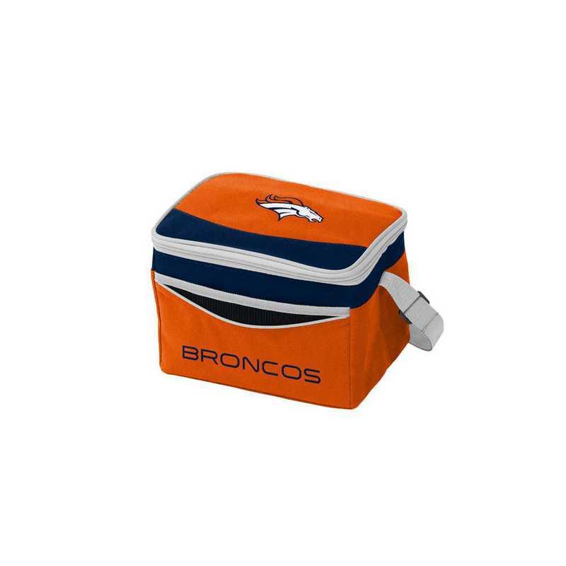610-50B6M: Denver Broncos Mavrik Blizzard 6 Pack