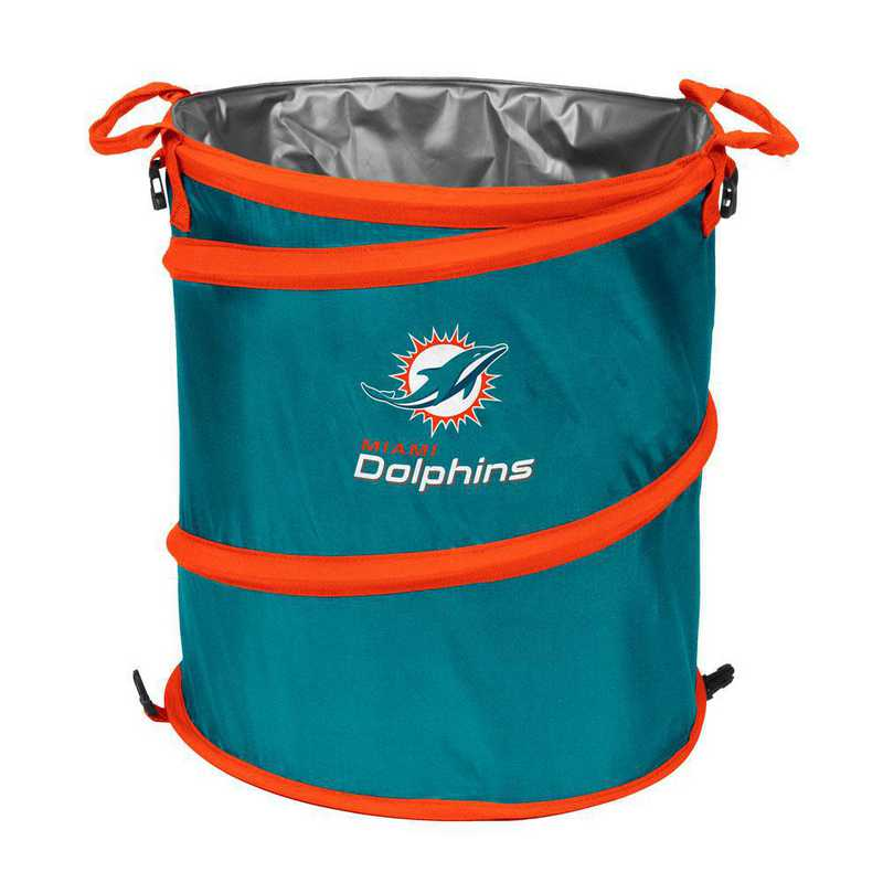 617-35-1A: Miami Dolphins Collapsible 3-in-1