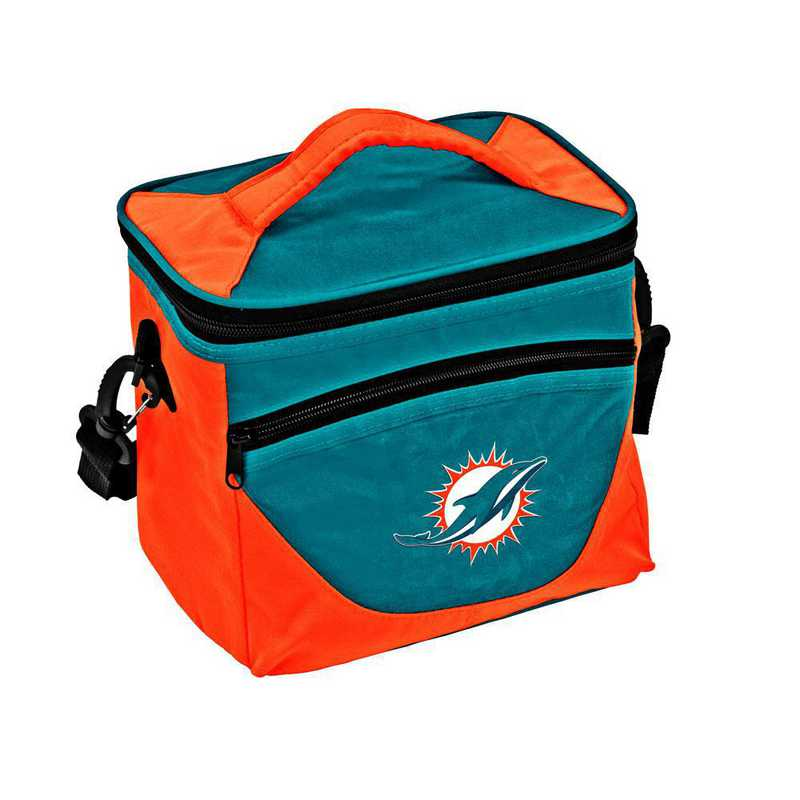 617-55H-1A: Miami Dolphins Halftime Lunch Cooler