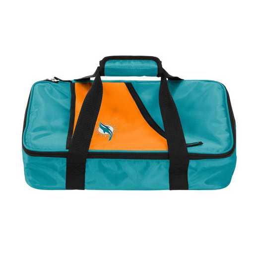 617-58C: Miami Dolphins Casserole Caddy