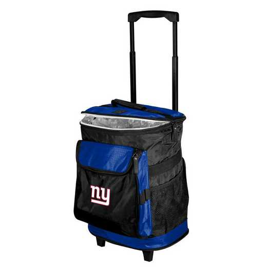 621-57B-1: New York Giants Rolling Cooler