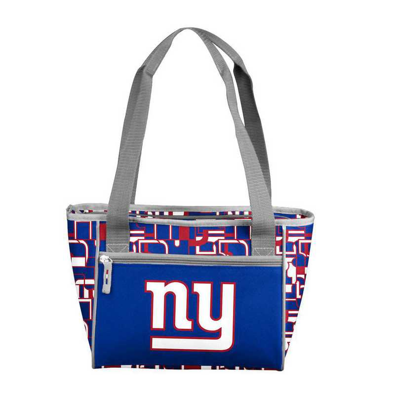 621-83-FIT1: New York Giants FIT 16 Can Cooler Tote