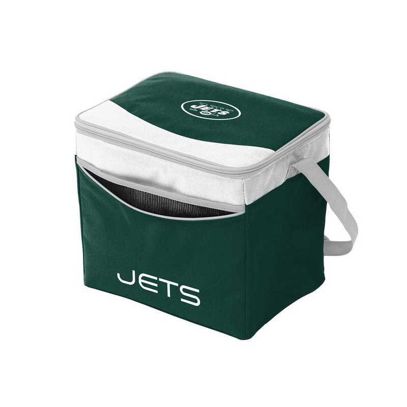 622-50B24M: New York Jets Mavrik Blizzard 24 Pack
