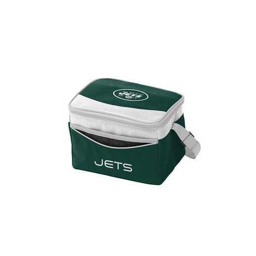 622-50B6M: New York Jets Mavrik Blizzard 6 Pack