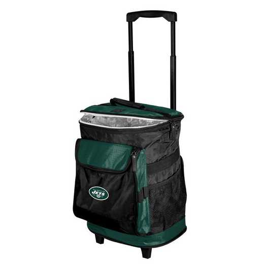 622-57B-1: New York Jets Rolling Cooler