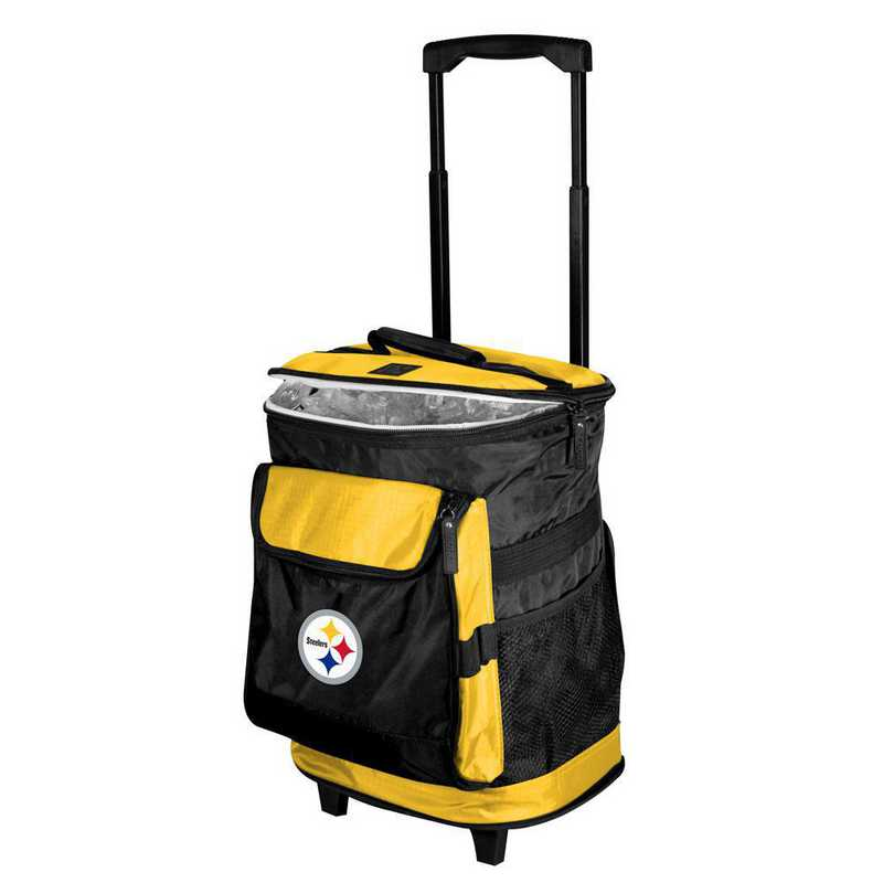 625-57B-1: Pittsburgh Steelers Rolling Cooler