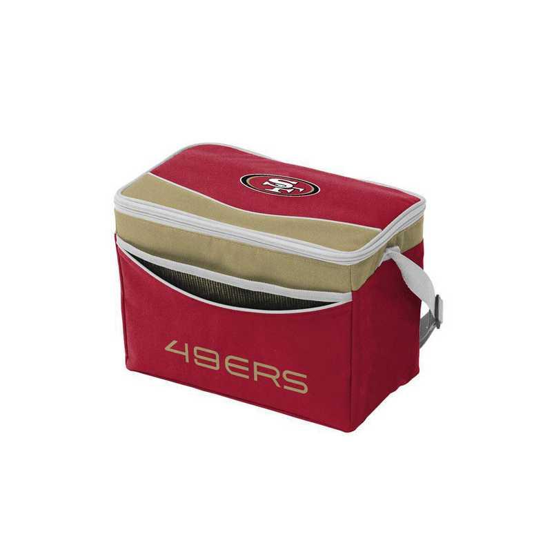 627-50B12: San Francisco 49ers Blizzard 12 Pack