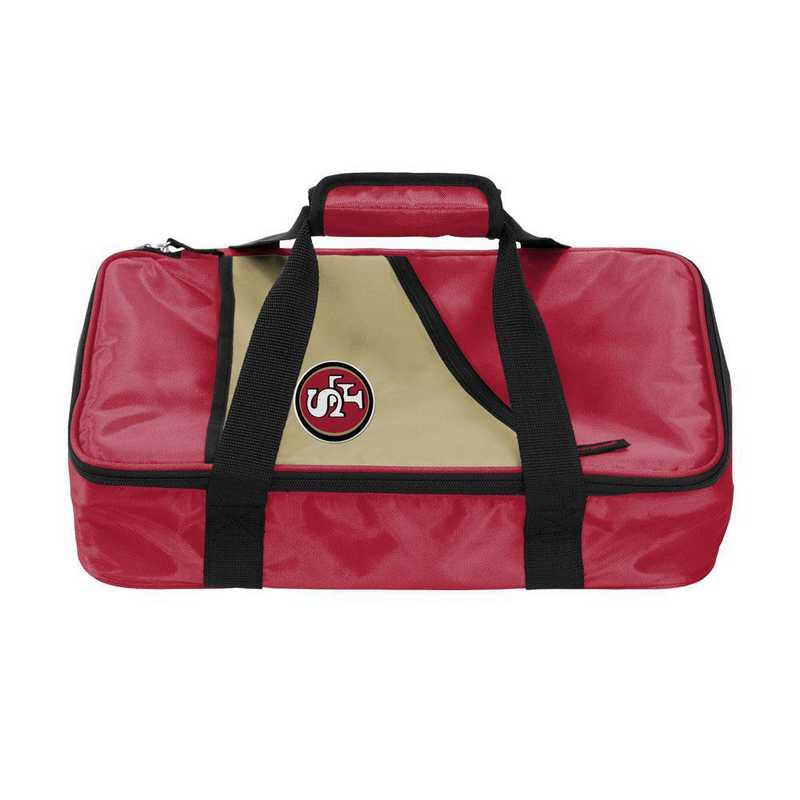 627-58C: San Francisco 49ers Casserole Caddy