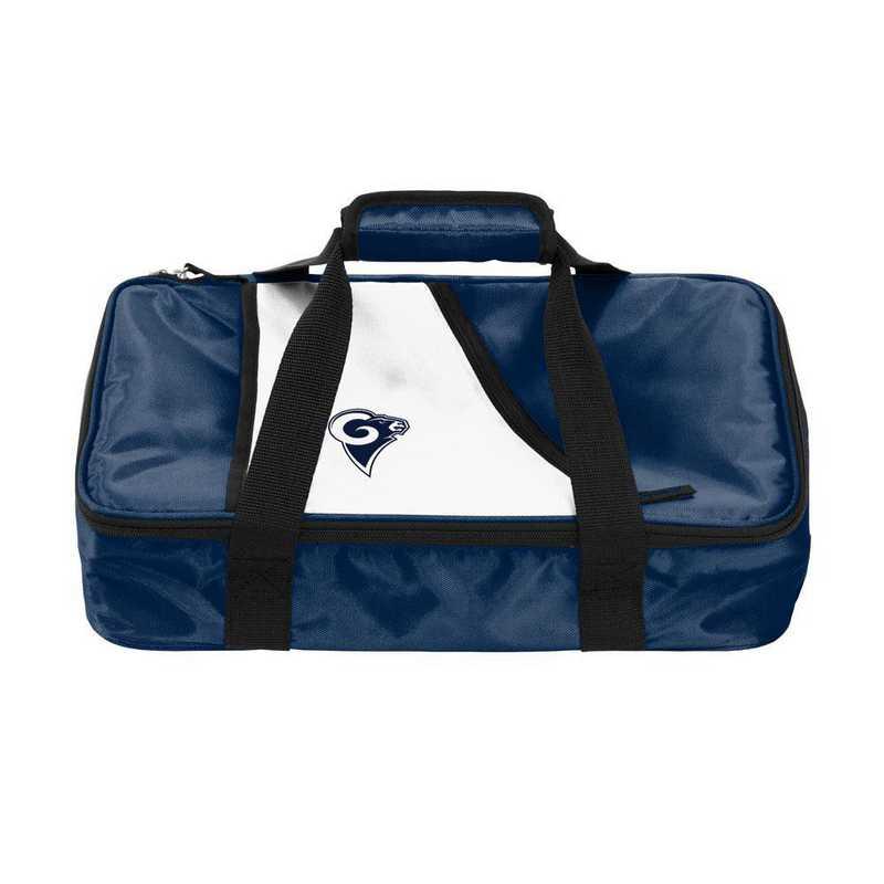 629-58C-1: LA Rams Casserole Caddy