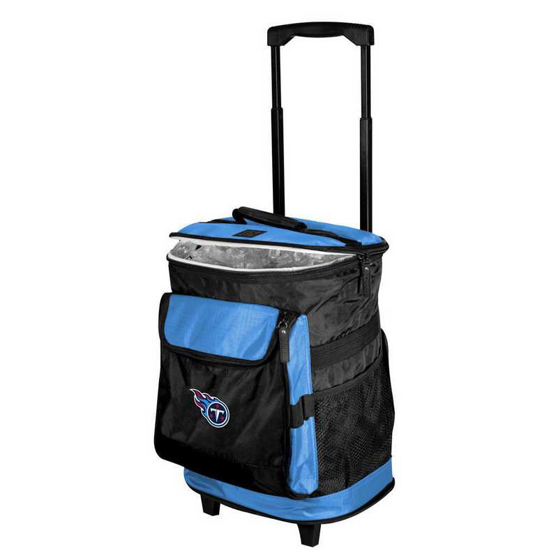 631-57B-1: Tennessee Titans Rolling Cooler