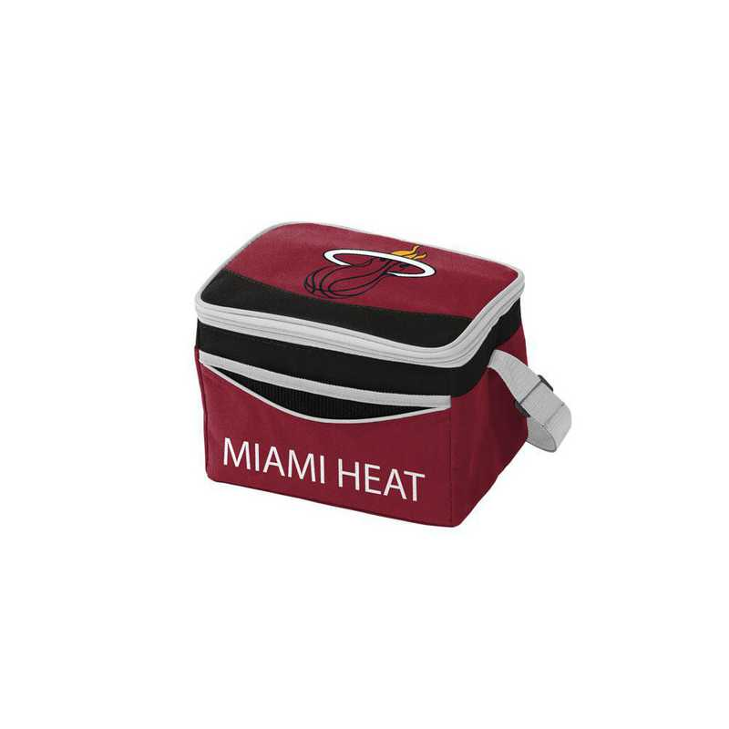 715-50B6M: Miami Heat Mavrik Blizzard 6 Pack
