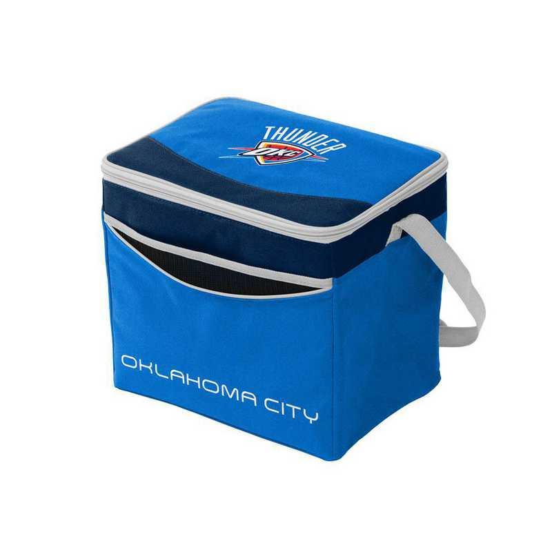 721-50B24M: Oklahoma City Thunder Mavrik Blizzard 24 Pack