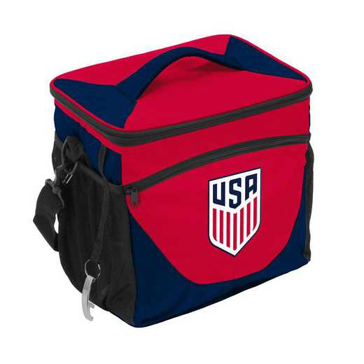 922-63: USSF 24 Can Cooler