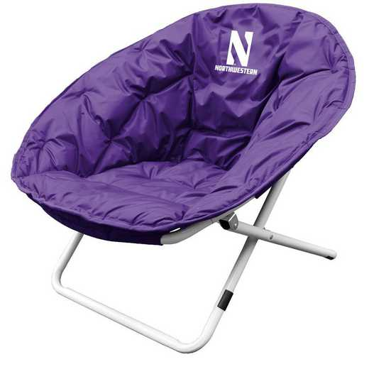 189-15: LB Northwestern Sphere Chair