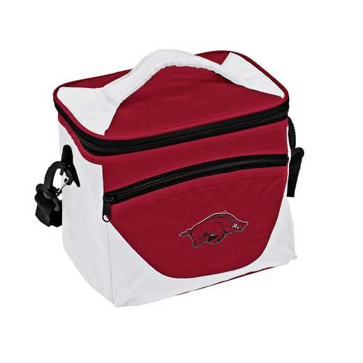108-55H: NCAA Arkansas Halftime Lunch Cooler