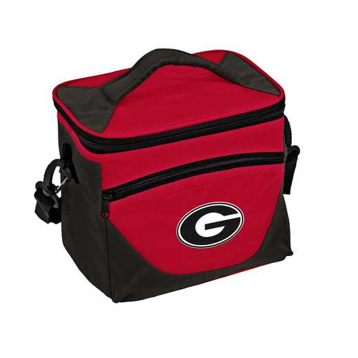 142-55H: NCAA Georgia Halftime Lunch Cooler