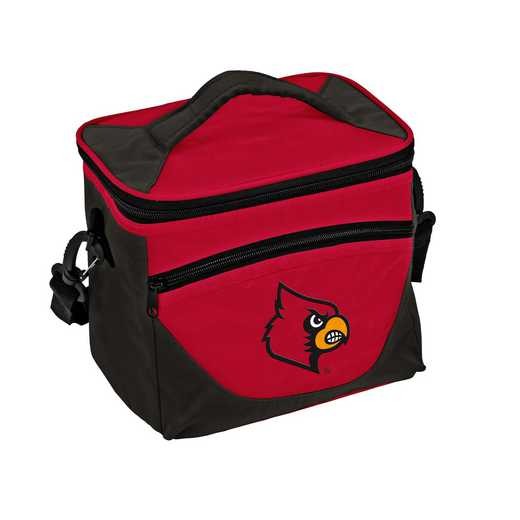161-55H: NCAA Louisville Halftime Lunch Cooler