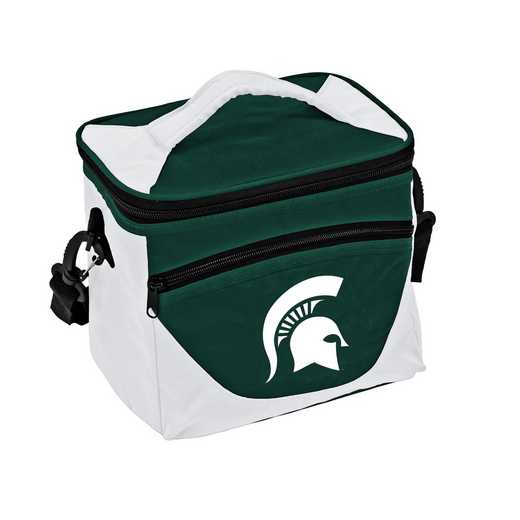 172-55H: NCAA MI State Halftime Lunch Cooler