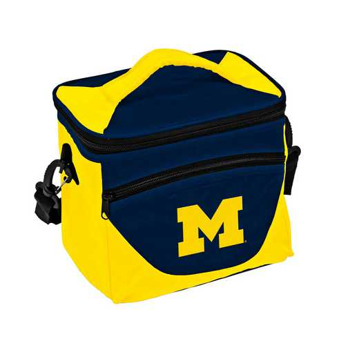 171-55H: NCAA Michigan Halftime Lunch Cooler