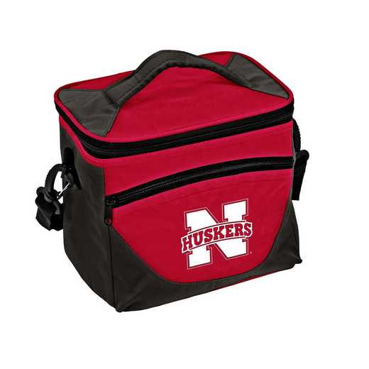 182-55H: NCAA Nebraska Halftime Lunch Cooler
