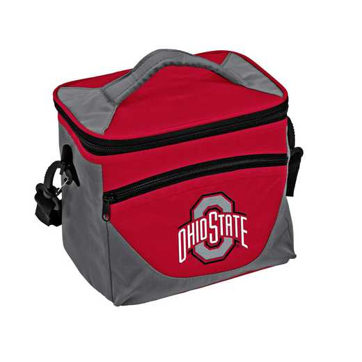 191-55H: NCAA Ohio State Halftime Lunch Cooler