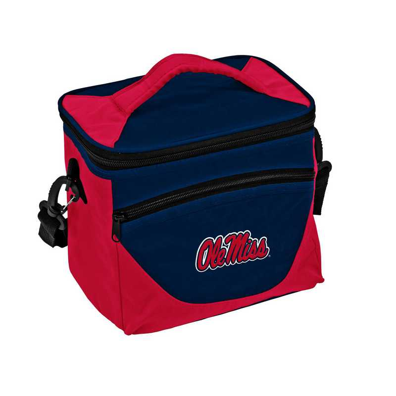 176-55H: NCAA Ole Miss Halftime Lunch Cooler