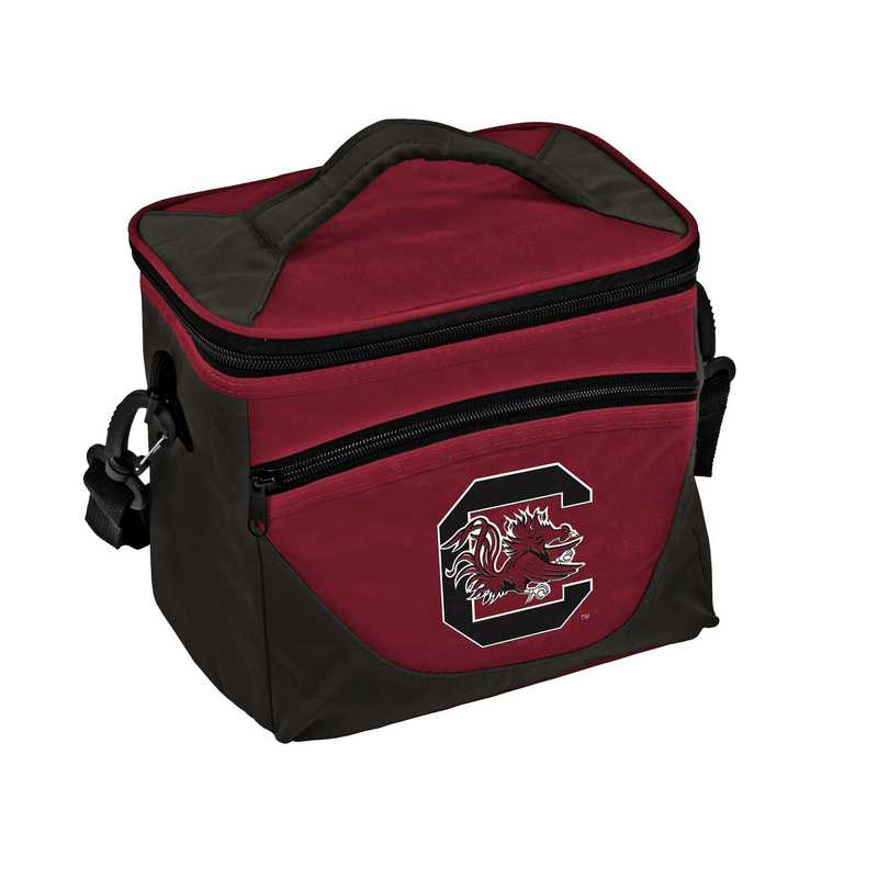 208-55H: NCAA S. Carolina Halftime Lunch Cooler