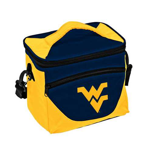239-55H: NCAA West Virginia Halftime Lunch Cooler