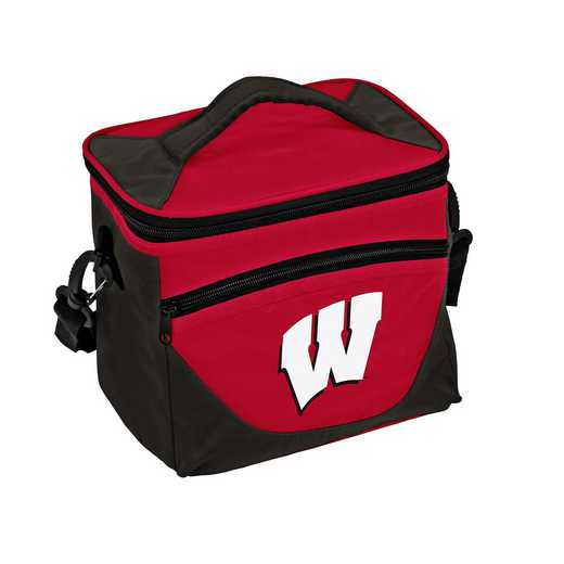 244-55H: NCAA Wisconsin Halftime Lunch Cooler