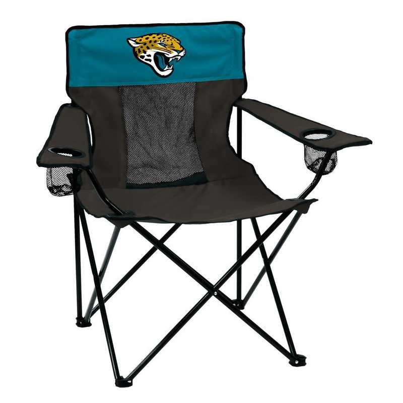 615-12E: Jacksonville Jaguars Elite Chair