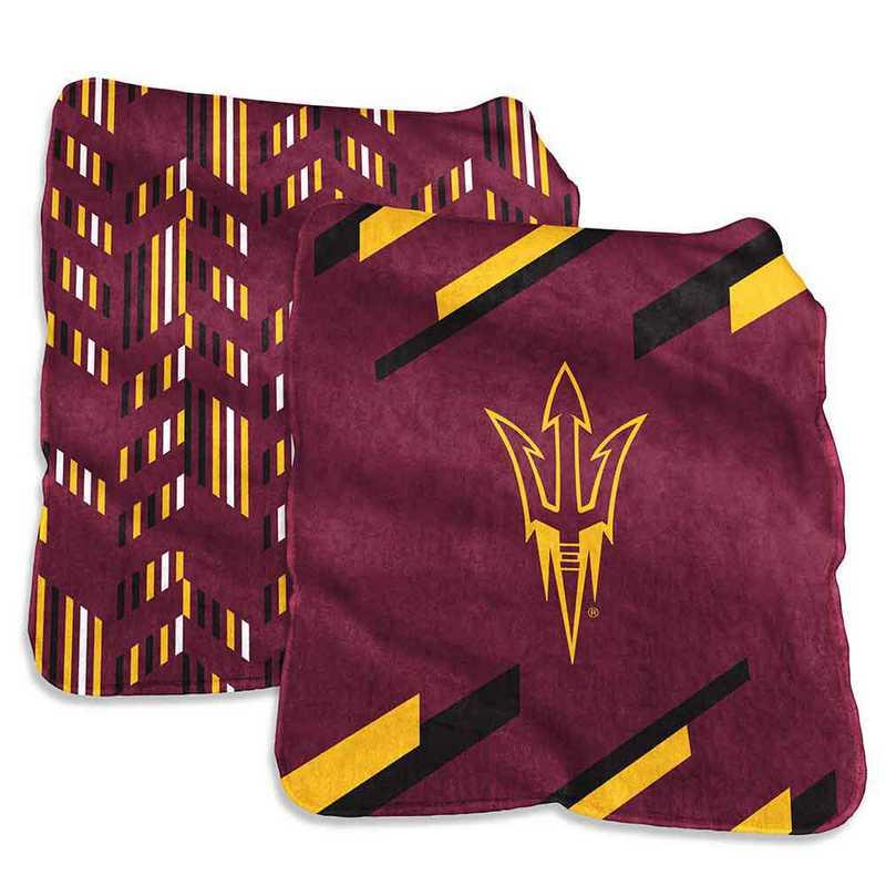 107-27S-1: AZ State Super Plush Blanket