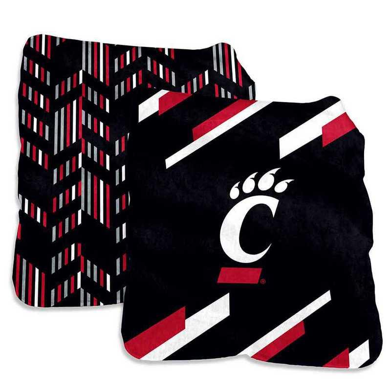 121-27S-1: Cincinnati Super Plush Blanket