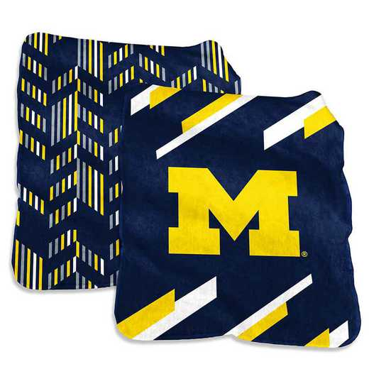 171-27S-1: Michigan Super Plush Blanket