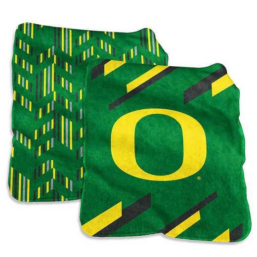 194-27S-1: Oregon Super Plush Blanket