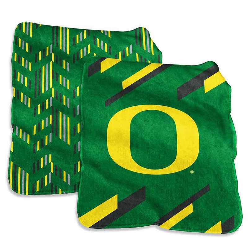 194-27S-1: Oregon Super Plush Blanket