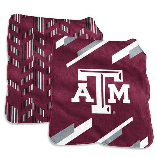 219-27S-1: TX A&M Super Plush Blanket