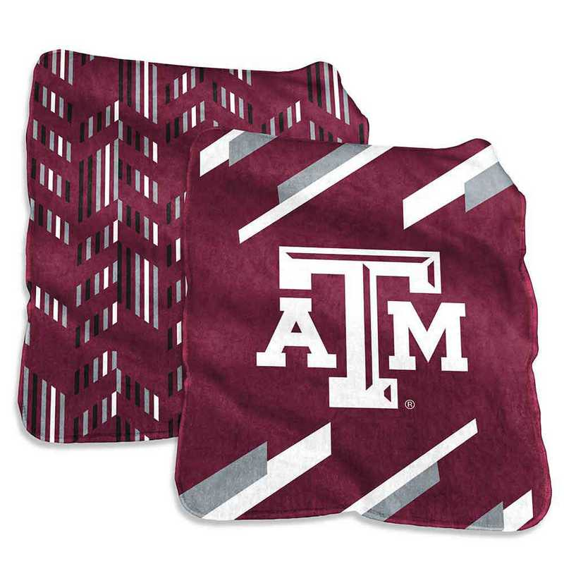 219-27S-1: TX A&M Super Plush Blanket