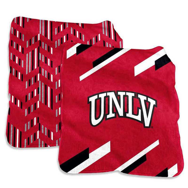 228-27S-1: UNLV Super Plush Blanket