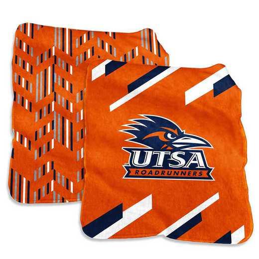 379-27S-1: Texas-San Antonio Super Plush Blanket