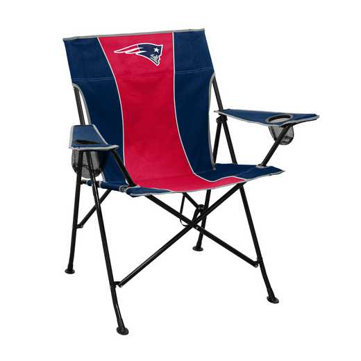 619-10P: New England Patriots Pregame Chair