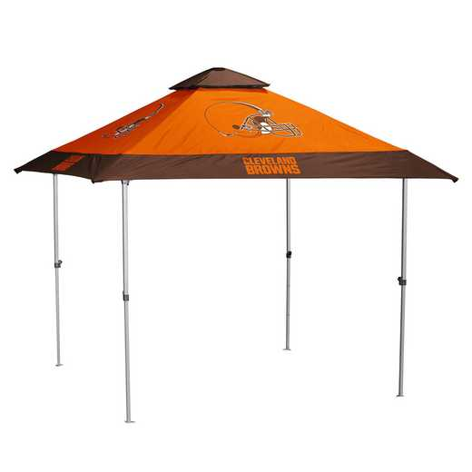 608-37P-NL: Cleveland Browns Pagoda Canopy Nolight
