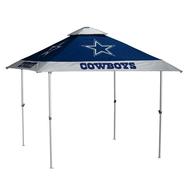 609-37P-NL: Dallas Cowboys Pagoda Canopy Nolight