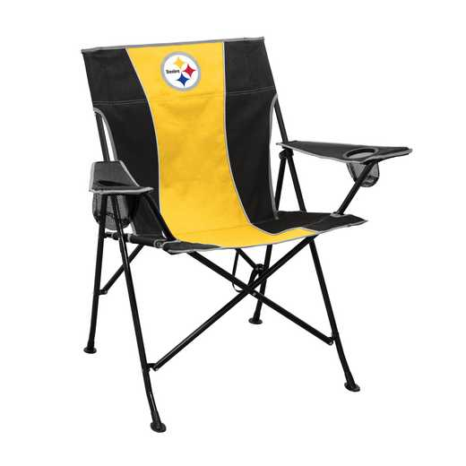 625-10P: Pittsburgh Steelers Pregame Chair