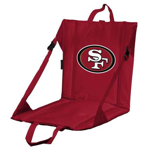 627-80: San Francisco 49ers Stadium Seat