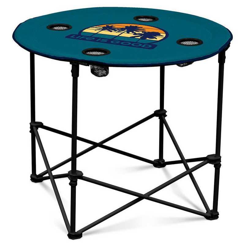 004-31-LIG1: Life is Good Beach Round Table