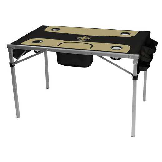 620-32T: New Orleans Saints Total Tailgate Table