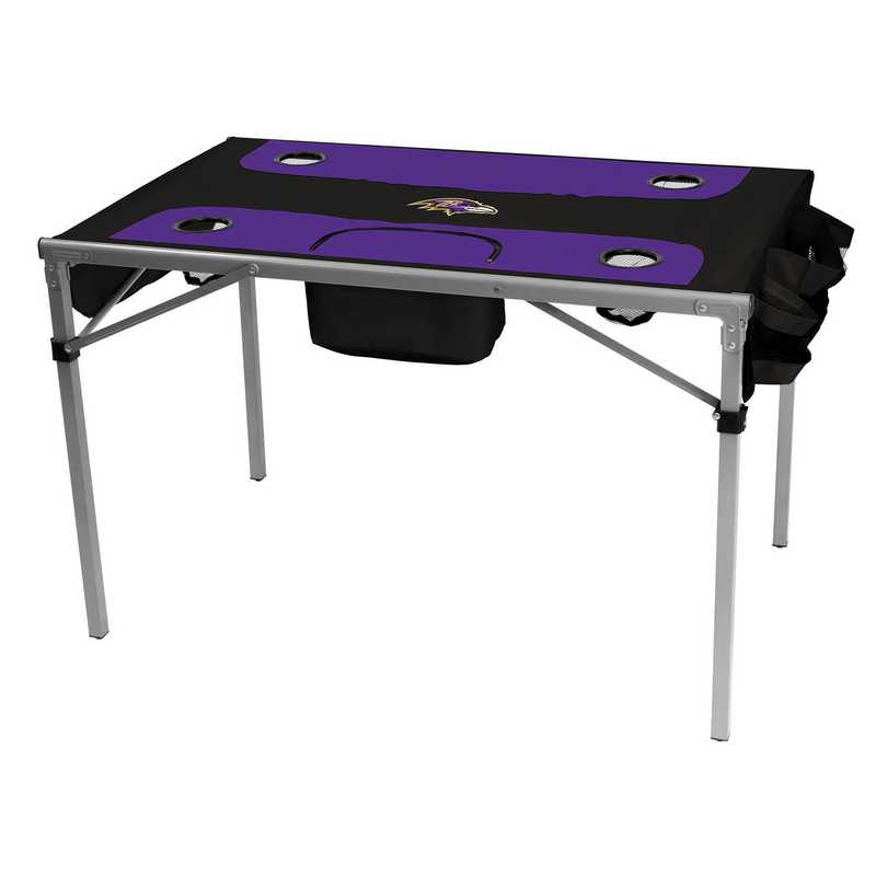 603-32T: Baltimore Ravens Total Tailgate Table