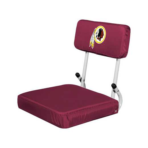 632-94: Washington Redskins Hardback Seat