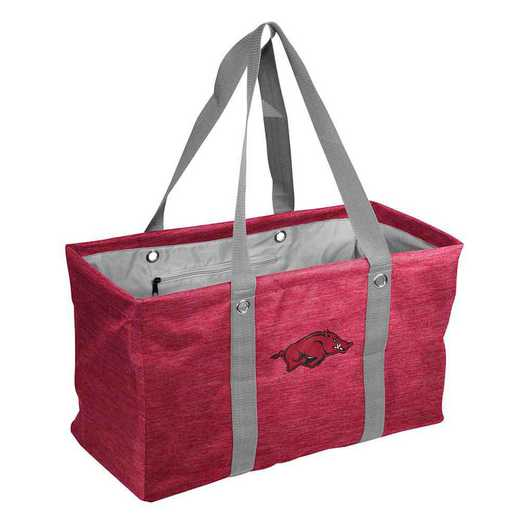 108-765-CR1: Arkansas Crosshatch Picnic Caddy
