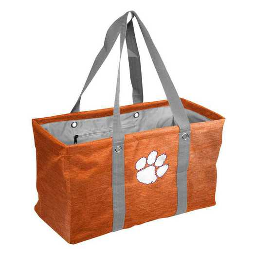 123-765-CR1: Clemson Crosshatch Picnic Caddy